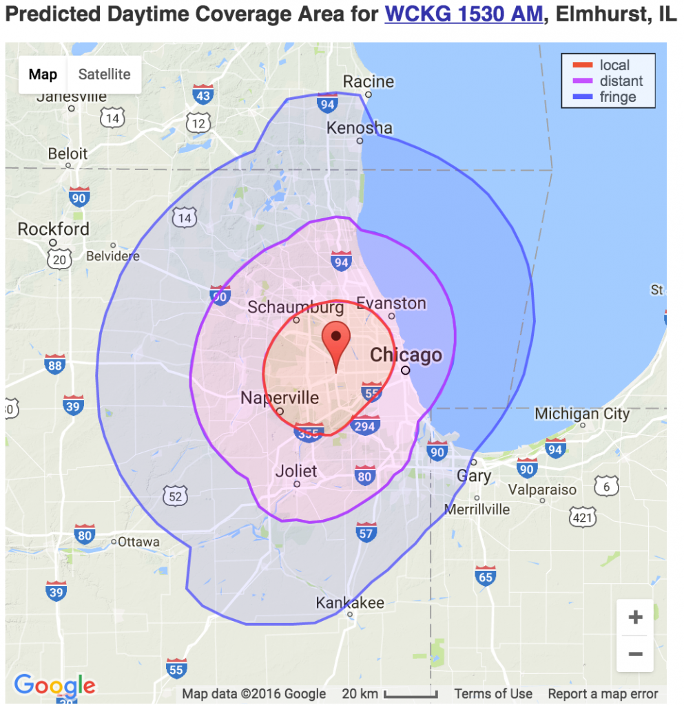 predicted-coverage-map-wckg-on-am-1530-760-watts