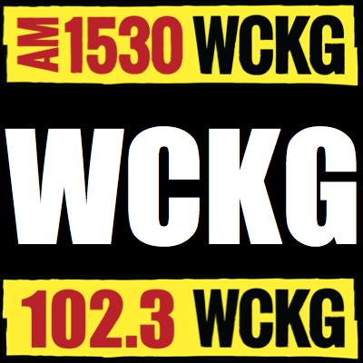 102.3 FM WCKG AM 1530