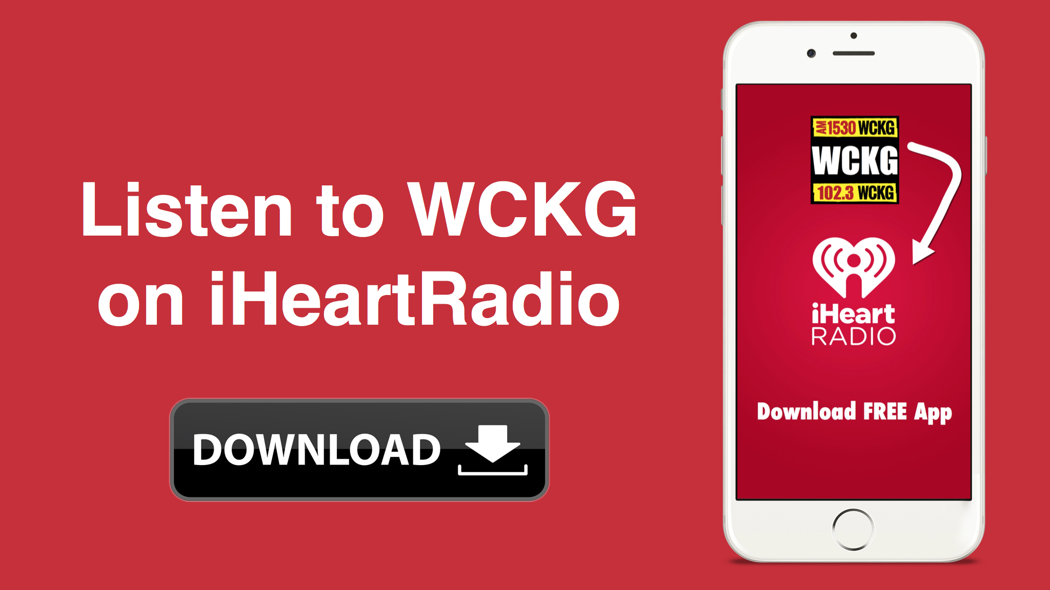 Listen to WCKG on the Free iHeartRadio App - WCKG Chicago