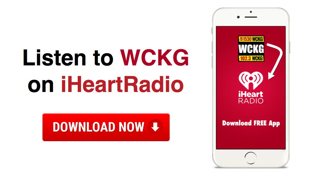 WCKG iHeartRadio App
