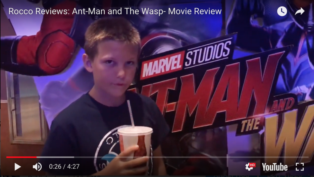Rocco Reviews: Ant-Man & The Wasp