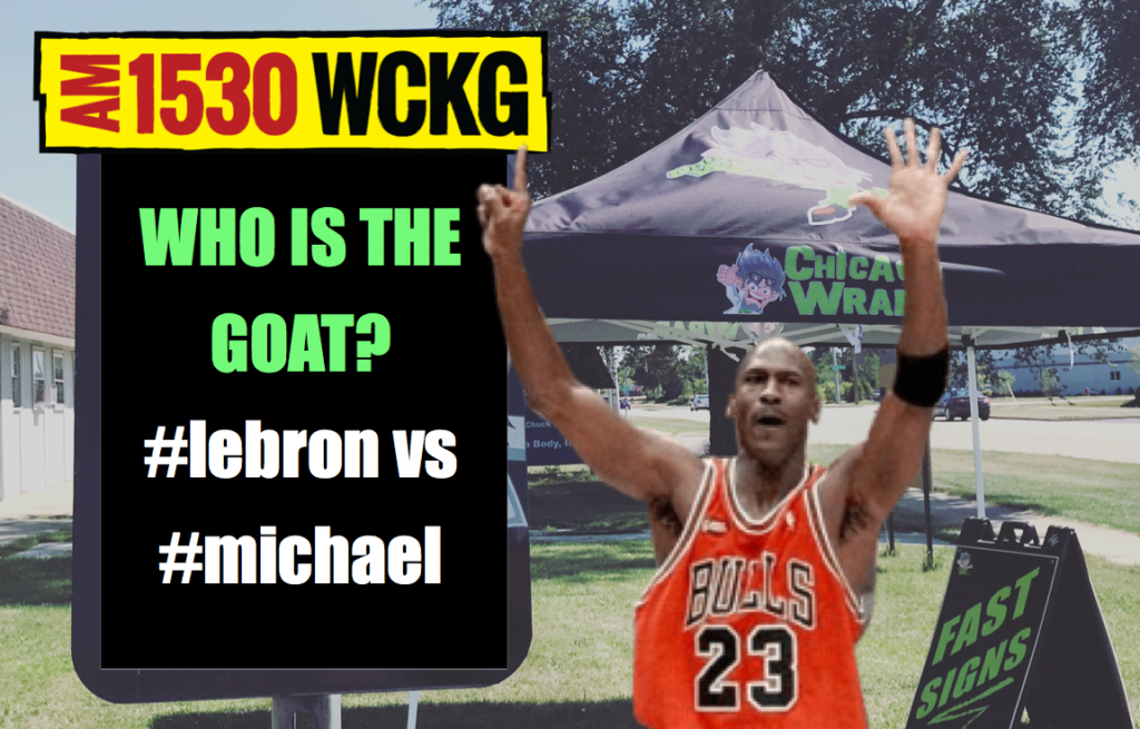Lebron James vs Michael Jordan – Who is the GOAT?