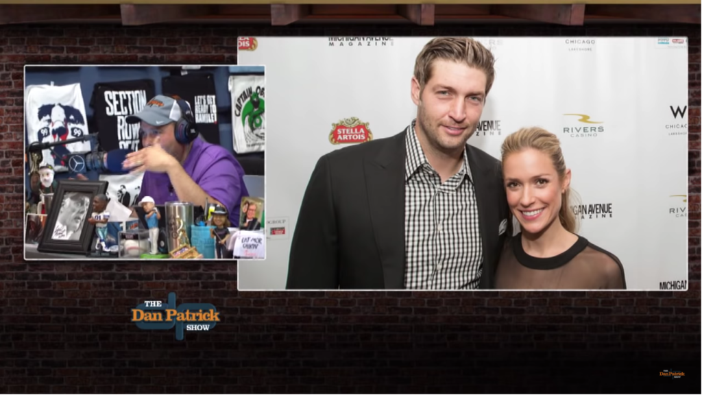 Why Dan Patrick & the Danettes LOVE Jay Cutler's New E! Show