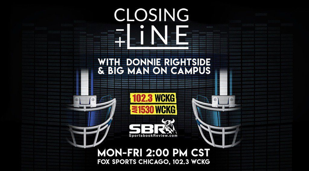 The most important Football Friday on The Closing Line!