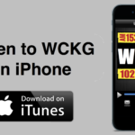 Sportsbook Radio WCKG on iOS