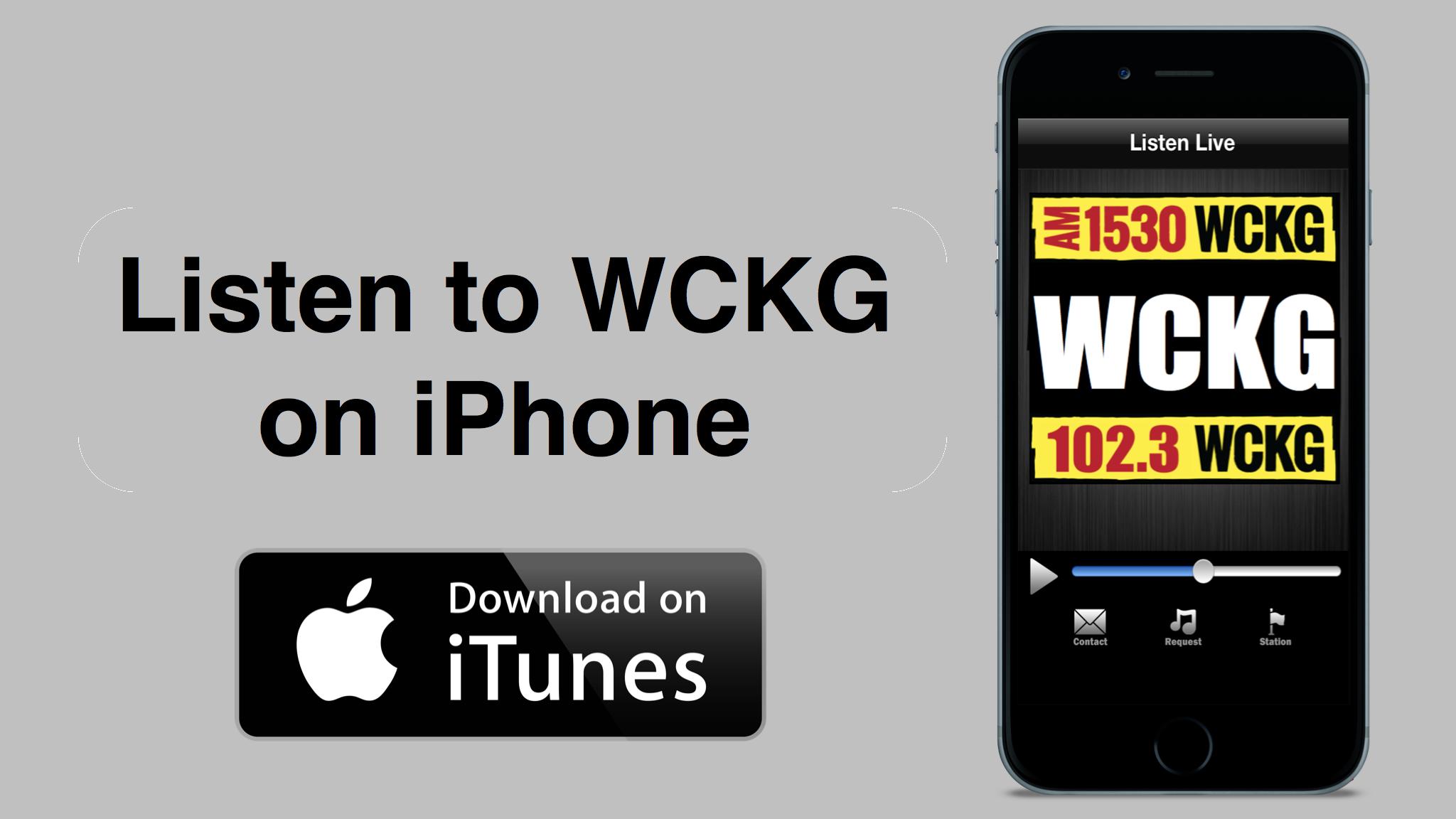 Listen to WCKG in Digital Stereo on Apple iOS