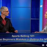 sports betting 101 - kelly stewart - teddy covers - sportsbook radio chicago wckg