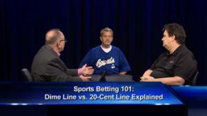 Sports Betting 101 Dime Line vs 20 Cent Line